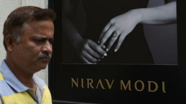 Inde: perquisition chez le joaillier Modi soupçonné d'escroquerie