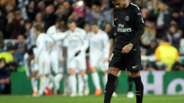 Real-PSG: saudade pour Neymar et Silva, samba pour Marcelo