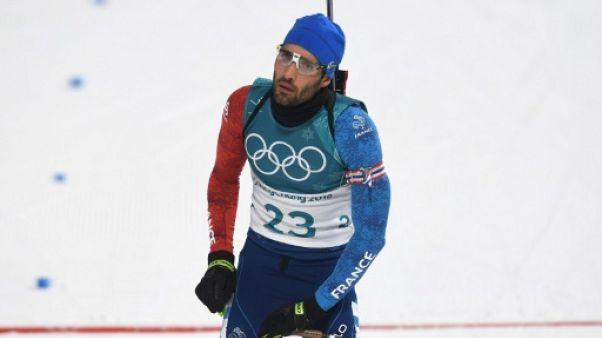 """JO-2018: """"Je donne un titre olympique"""" rage Fourcade"""