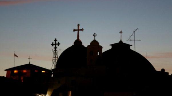 Les Eglises de Jérusalem snobent le maire en pleine querelle fiscale