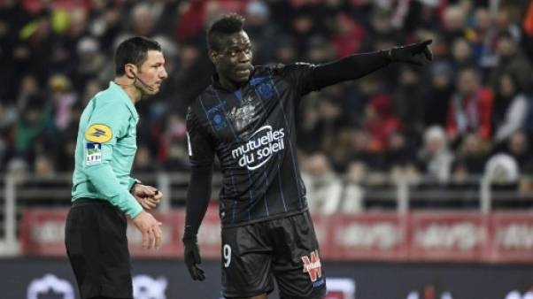 Racisme/Balotelli: décision de la LFP le 15 mars