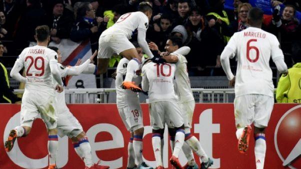 Europa League: l'OL est bien parti