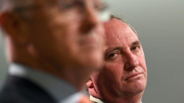 Une liaison extra-conjugale plonge la coalition australienne dans la crise
