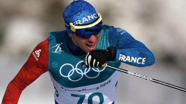 JO-2018: coup de massue pour Manificat en ski de fond