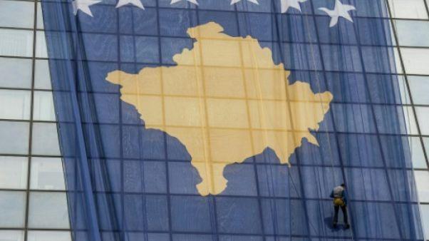 """Une """"serviette"""", une judoka, une cathédrale: le Kosovo en cinq points"""
