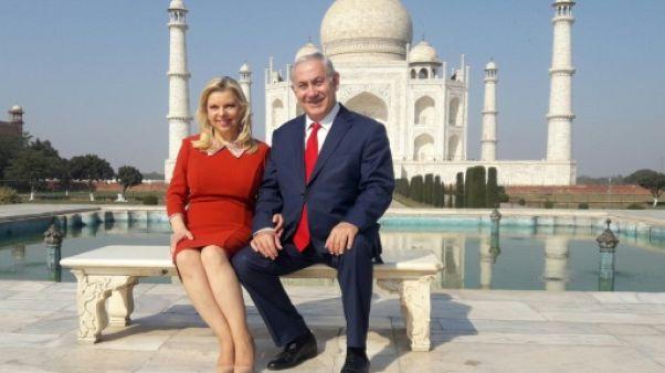 Israël: les Netanyahu, une famille habituée au scandale