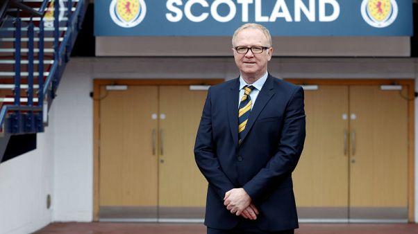 مكليش يتولى مجددا تدريب منتخب اسكتلندا