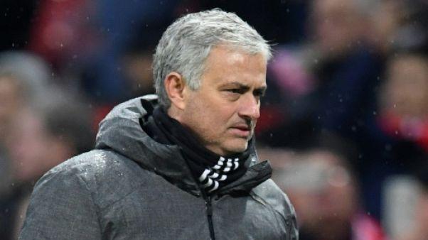 "Manchester United: Mourinho fustige les ""mensonges"" sur sa relation avec Pogba"