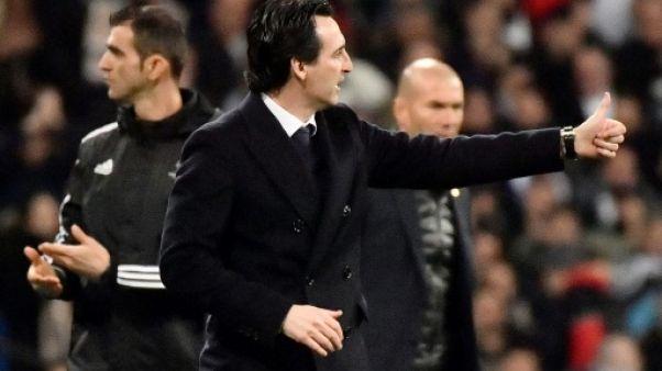 """PSG: Unai Emery """"ne veut pas perdre son énergie"""" à parler de son avenir"""