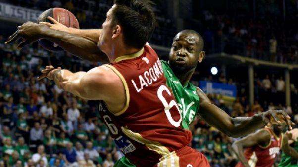 Leaders Cup: l'ASVEL gagne le choc des quarts contre Strasbourg