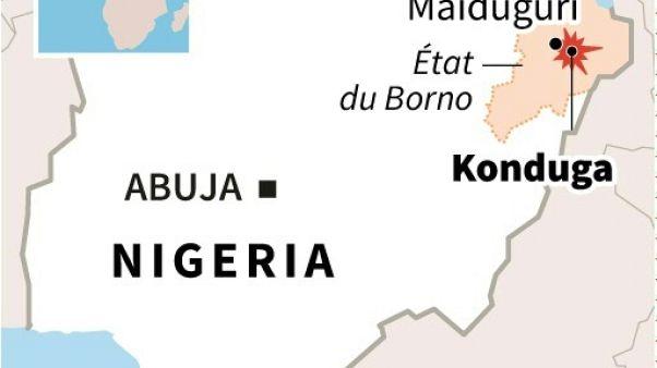 Un attentat suicide attribué à Boko Haram fait 19 morts dans le nord-est du Nigeria