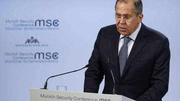 """لافروف: تقارير تدخل روسيا في الانتخابات الأمريكية """"محض هراء"""""""