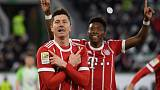 Bayern snatch win with late penalty but Cologne foiled by VAR