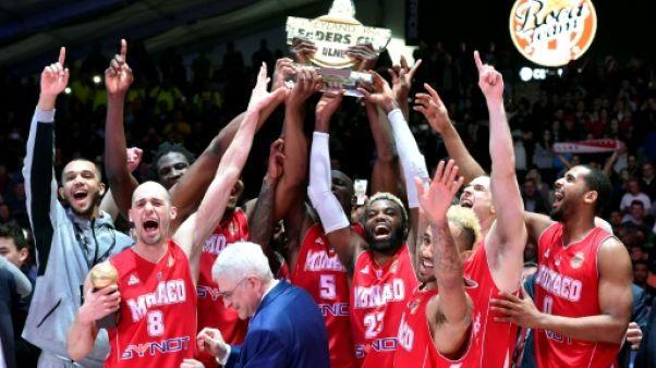 Leaders Cup: Monaco maîtrise Villeurbanne et file en finale