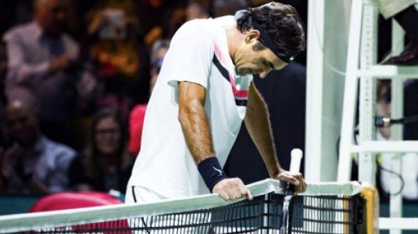 Tennis: Federer-Dimitrov, finale de rêve à Rotterdam pour le nouveau N.1