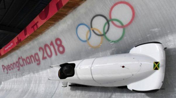 JO-2018: le bobsleigh, porte d'entrée aux Jeux d'hiver pour des nations rares