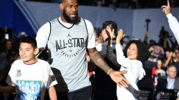 NBA: LeBron James continuera à parler des injustices et des inégalités