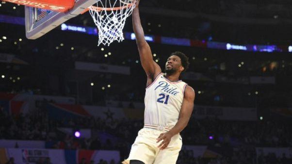 """NBA: jouer pour la France, une """"option"""" pour Embiid"""