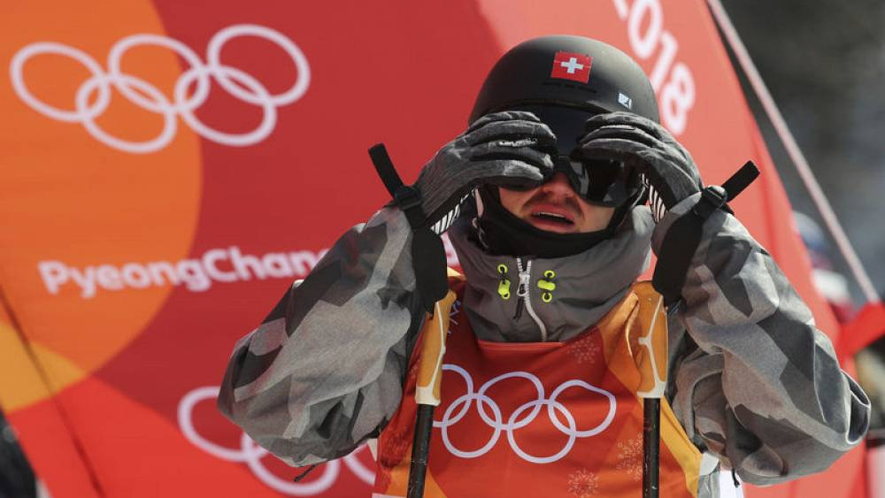 Olympics - Freestyle skiing: Illness no excuse for end to Boesch's