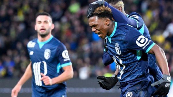 Ligue 1: Lille joue gros en moins de 24 heures