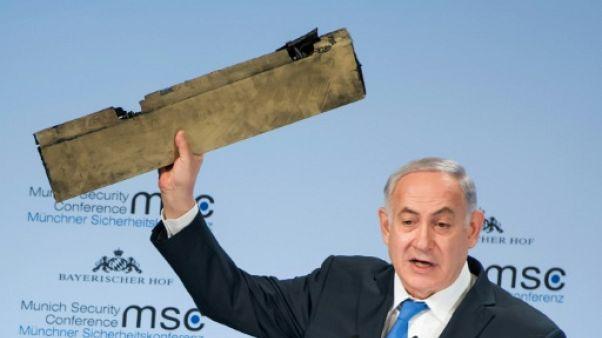Syrie: échange théâtral et menaçant entre Netanyahu et l'Iran