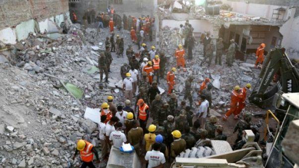 Inde: une explosion de gaz pendant un mariage fait au moins 18 morts