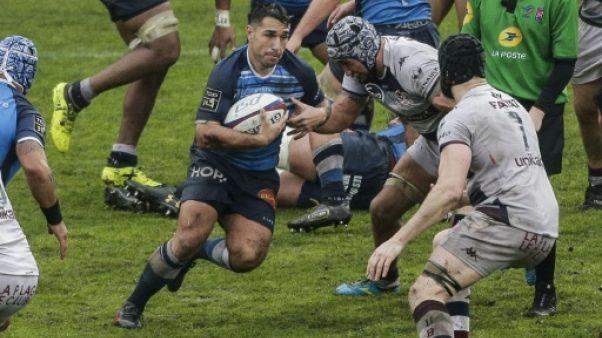 Top 14: Castres, vainqueur à Bordeaux, frappe à la porte du Top 6