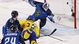 Sweden beat Finland 3-1 in Nordic rivalry game