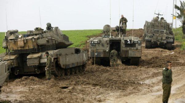 Accès de fièvre à Gaza, deux Palestiniens tués par des tirs israéliens