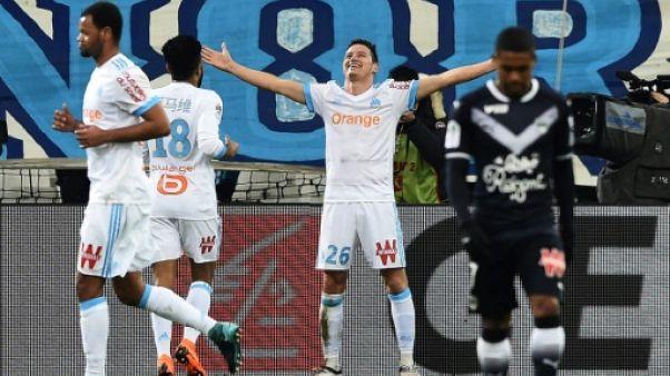 Ligue 1: Marseille lâche Lyon