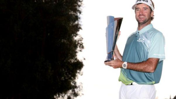Golf: le triplé pour Watson au Genesis Open