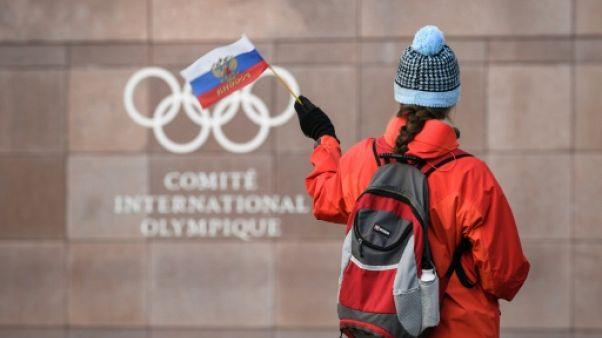 """JO-2018: le cas de dopage du Russe """"extrêmement décevant"""" s'il est avéré dit le CIO"""