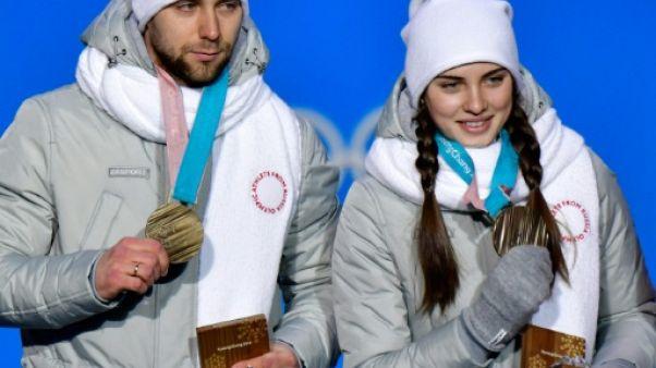 JO-2018: dopage en curling, l'équipe de Russie balance entre colère et incrédulité