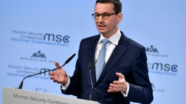 """""""Auteurs juifs"""" de la Shoah: débat en Pologne sur les propos du Premier ministre"""