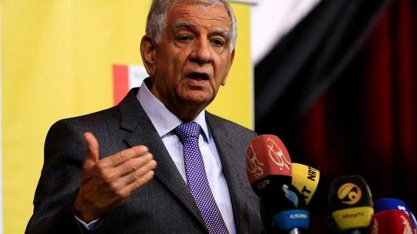 بيان: وزير النفط العراقي يزور تركيا نهاية الأسبوع