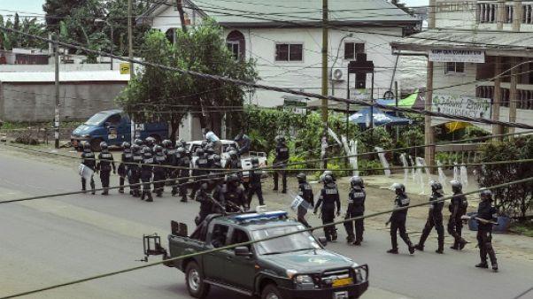 Au Cameroun anglophone, de nombreuses divisions fragmentent les séparatistes