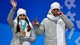 JO-2018: un curleur russe dopé, la famille du curling circonspecte