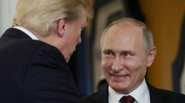 """Enquête russe: le Kremlin ne voit """"aucune preuve"""" d'ingérence dans l'acte d'accusation"""