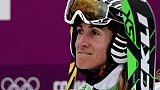 JO-2018: Ophélie David blessée à l'entraînement et forfait en skicross