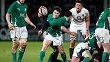 Ireland add three players to squad to face Wales