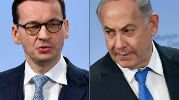 Pologne-Israël: le torchon brûle de plus belle