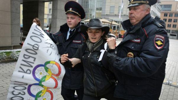 Russie : une vidéo antigay pour appeler à voter Poutine