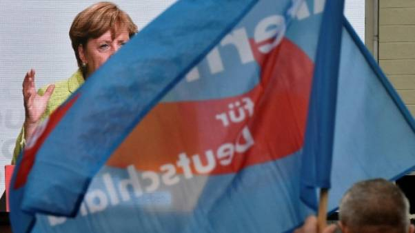 Allemagne: l'extrême droite devance le SPD pour la première fois dans un sondage