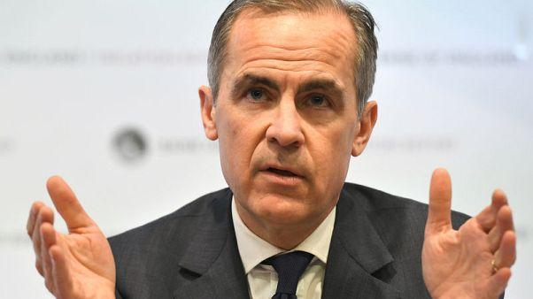"""محافظ بنك انجلترا: بتكوين """"فشلت بشكل كامل تقريبا"""" كعملة"""
