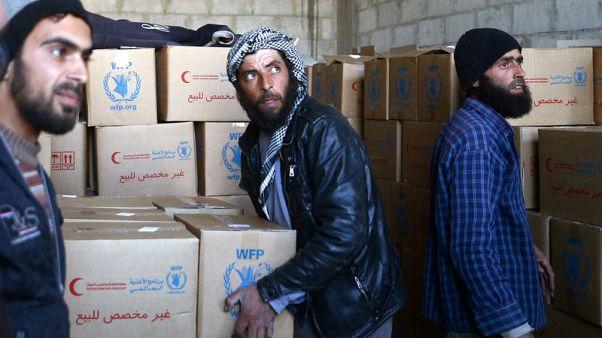 المرصد السوري: مقتل 94 في قصف على الغوطة الشرقية في يوم واحد