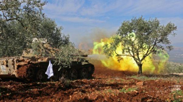 L'opération turque en Syrie entre dans son 2e mois sans issue en vue