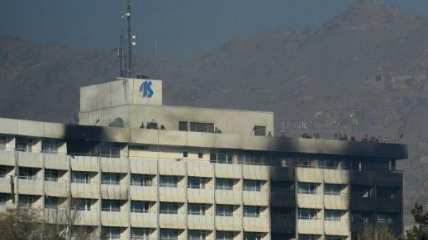 Attaque de l'Intercontinental à Kaboul: l'ennemi était sans doute à l'intérieur