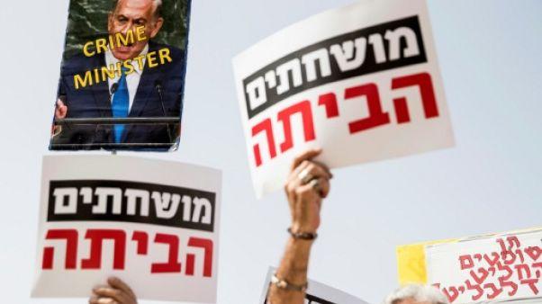 Israël: des ex-collaborateurs de Netanyahu arrêtés dans un nouveau dossier de corruption