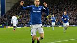 Everton's home form crucial during crunch fixtures, says Sigurdsson