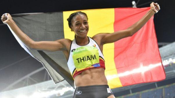 Athlétisme:Thiam renonce aux Mondiaux en salle de Birmingham